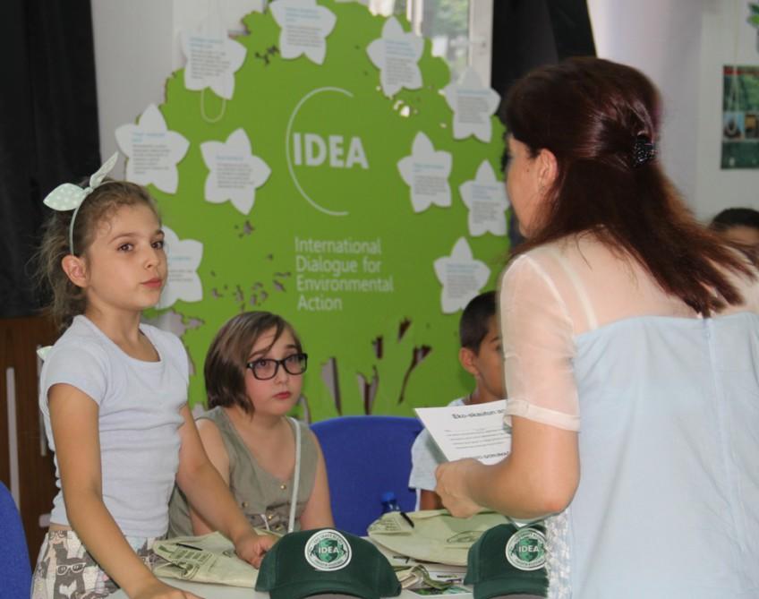 """IDEA успешно продолжает реализацию проекта """"Эко-скаут"""""""