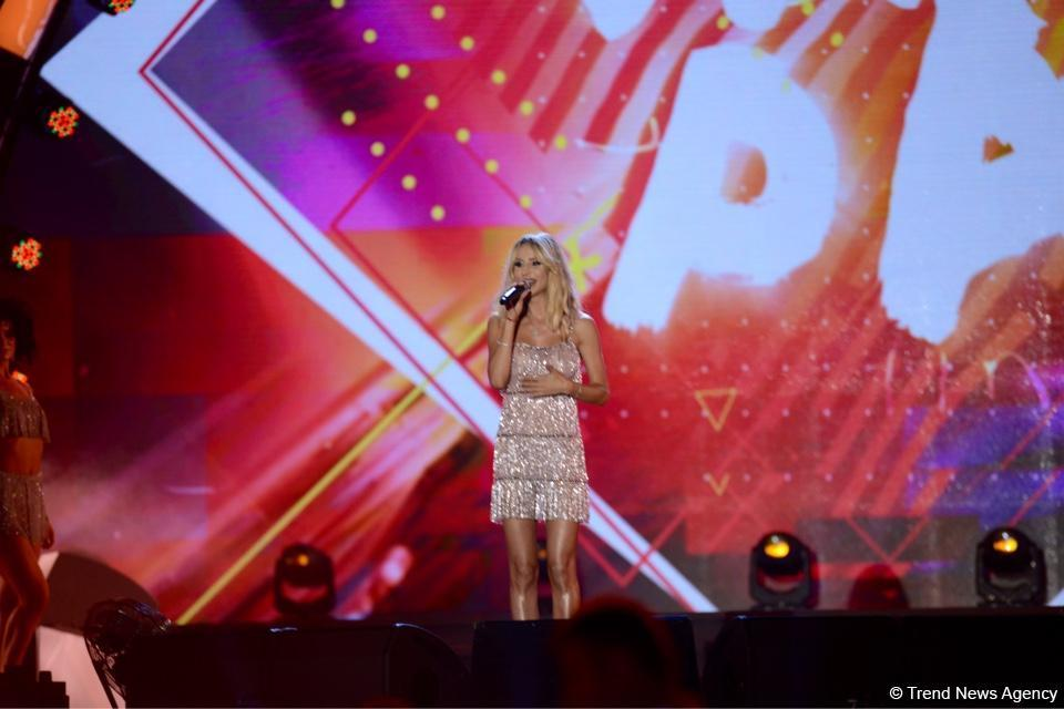 Баку фестиваль жара концерт