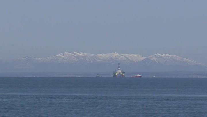 ВЯпонском море пропал моряк ссудна «Николай Касаткин»
