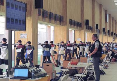 Чемпионат Европы по стрельбе в Баку: 7 азербайджанских спортсменов включились в борьбу