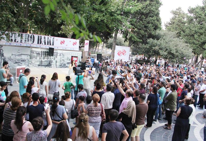Азербайджанские исполнители выступят на Площади фонтанов