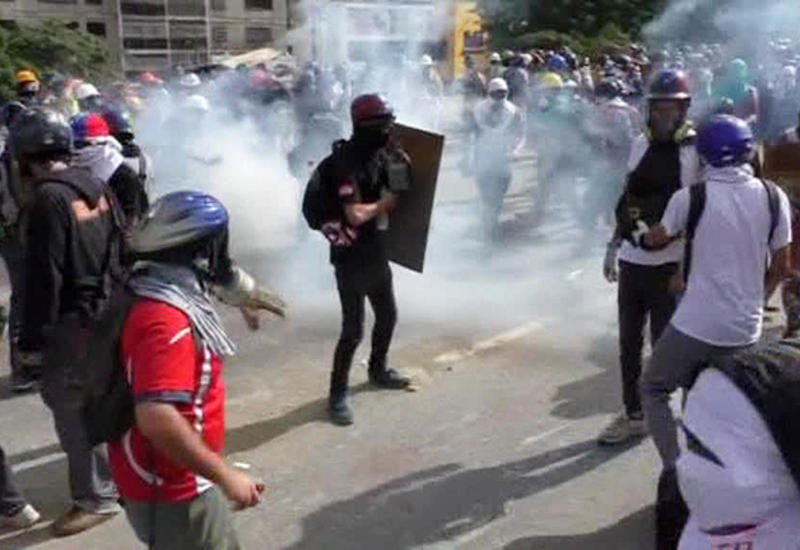Американские дипломаты покидают Венесуэлу