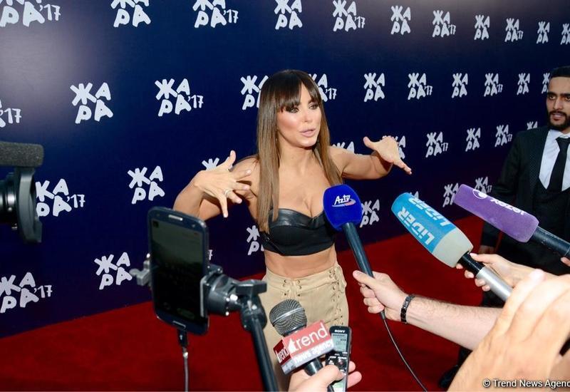 Ани Лорак: Бакинская публика - самая лучшая в мире