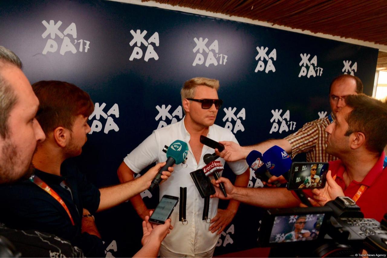 Николай Басков отметит день рождения грандиозным шоу в Баку