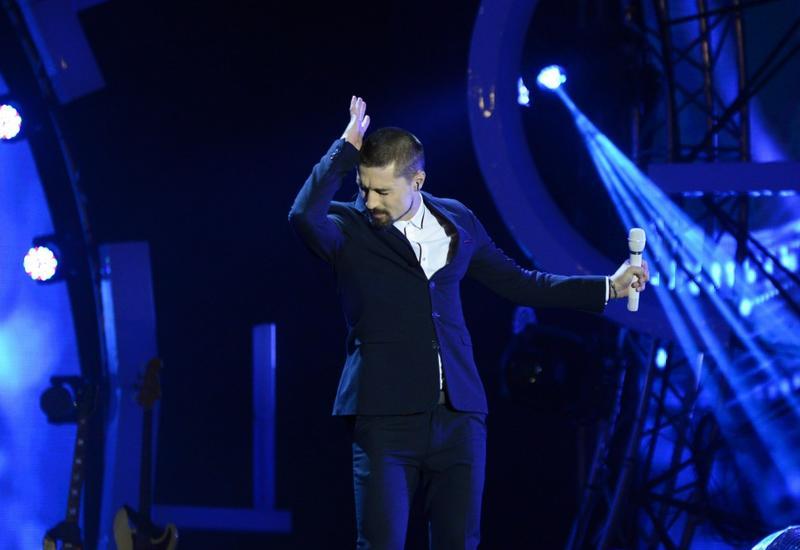 Дима Билан: Я всегда с удовольствием приезжаю в Баку