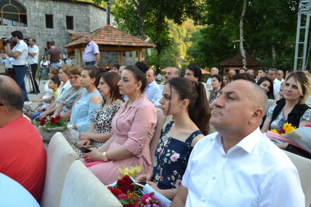 В Исмаиллы состоялся концерт «Baku Chamber Orchestra»