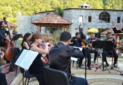 "В Исмаиллы состоялся концерт «Baku Chamber Orchestra» <span class=""color_red"">- ФОТО</span>"