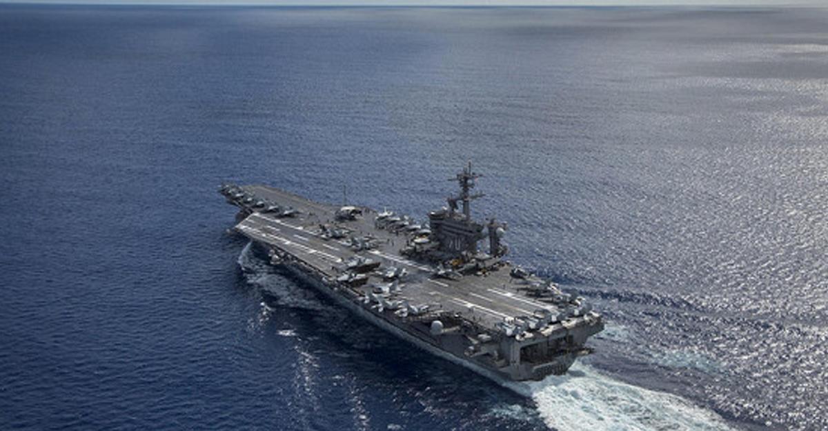 Трамп желает отправить атомный авианосец кберегам Корейского полуострова