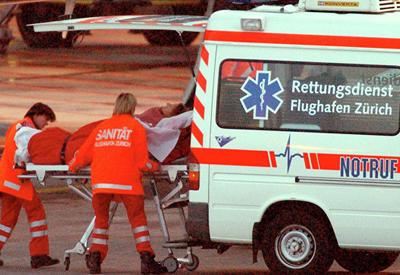 В Швейцарии разбился самолет, есть погибшие