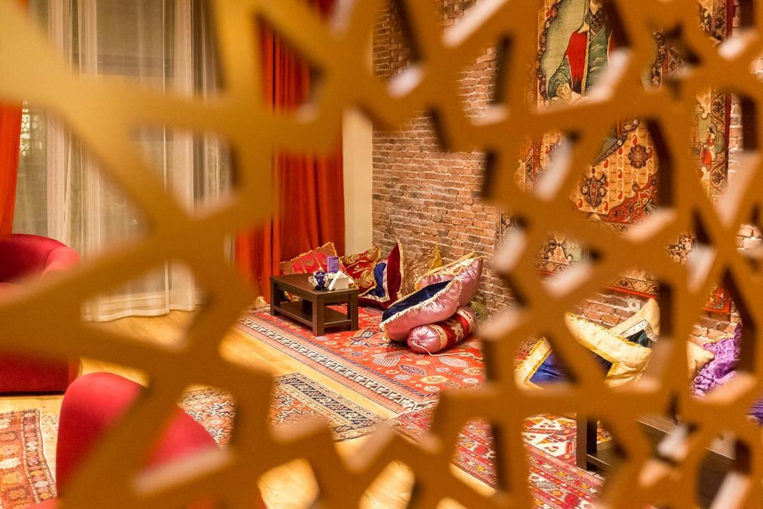 Популярный курорт Мархал в Шеки и новый фешенебельный отель