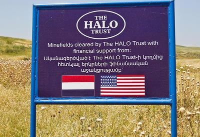 Армяне пытаются заставить США финансировать оккупированный Карабах