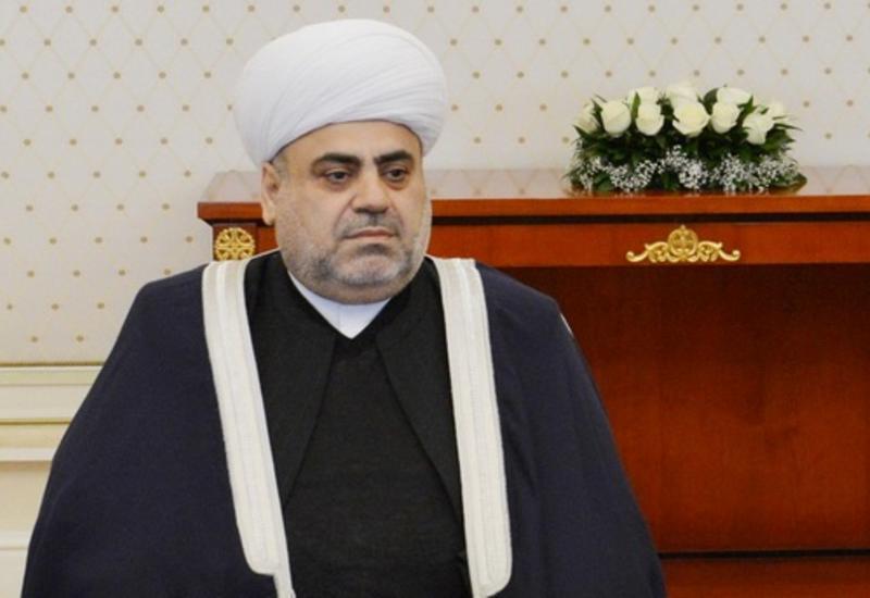 Аллахшукюр Пашазаде едет на инаугурацию Роухани