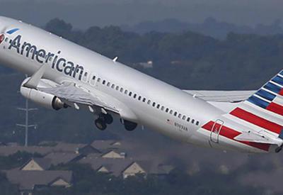 """Пассажиры рейса American Airlines пострадали из-за турбулентности <span class=""""color_red"""">- ВИДЕО</span>"""