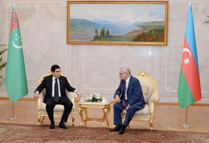 Артур Раси-заде: Есть хороший потенциал для расширения азербайджано-туркменского экономического сотрудничества