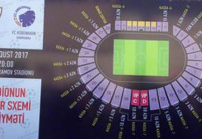 "Стала известна дата поступления в продажу билетов на матч ""Карабах"" - ""Копенгаген"""