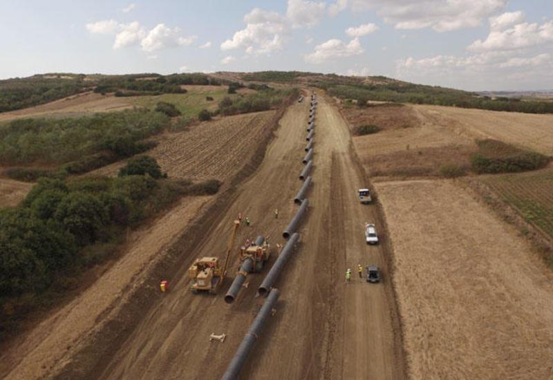 TAP назван одним из наиболее важных инфраструктурных проектов в мире