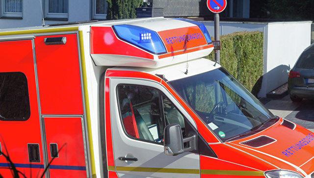 ВГермании вхимическом парке произошел взрыв: пострадали 5 человек