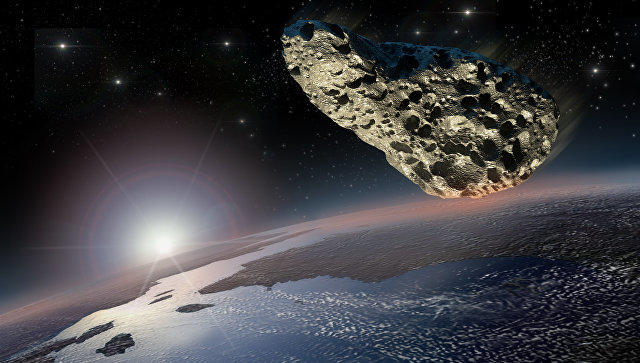 Ученые: мимо Земли снова пролетит астероид размером сдом