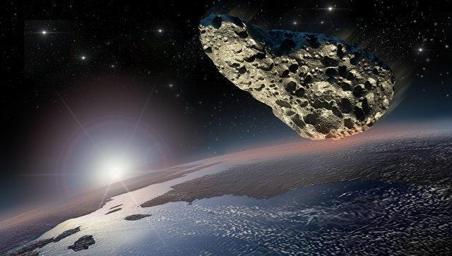 Ксередине осени мимо Земли пролетит астероид размером сдом