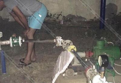В Армении взорвалась газозаправка