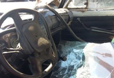 Тяжелая авария на трассе Баку-Газах, есть погибший