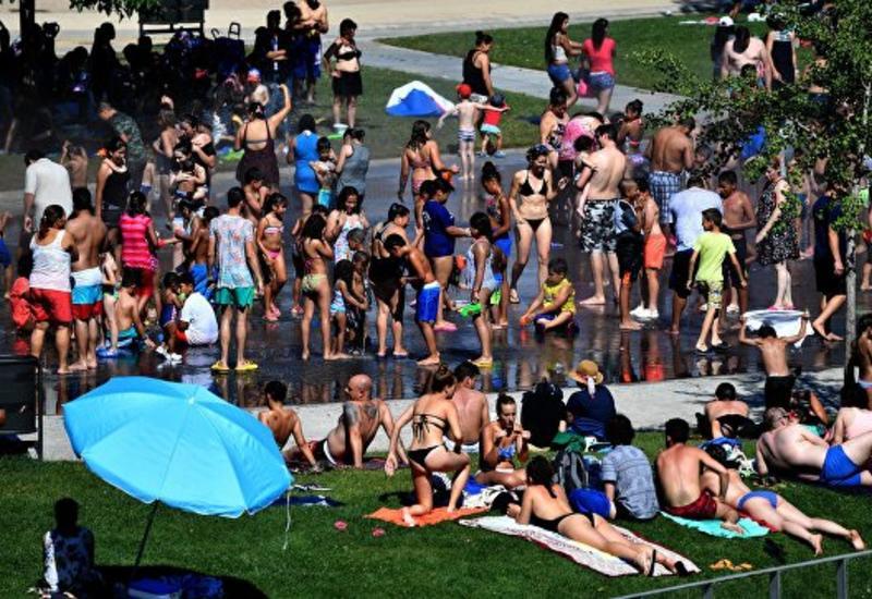 От жары в ЕС могут погибнуть до 152 тысяч человек к 2100 году