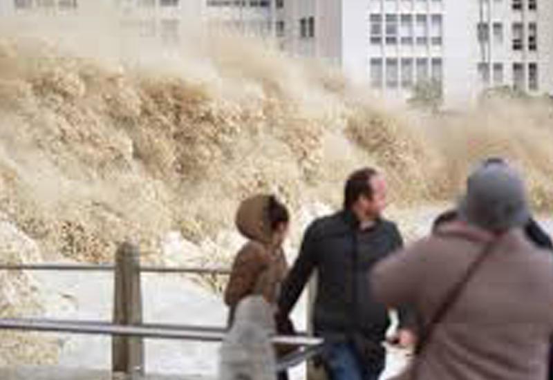 Сильнейший шторм обрушился на Венецию, есть погибшие и пострадавшие