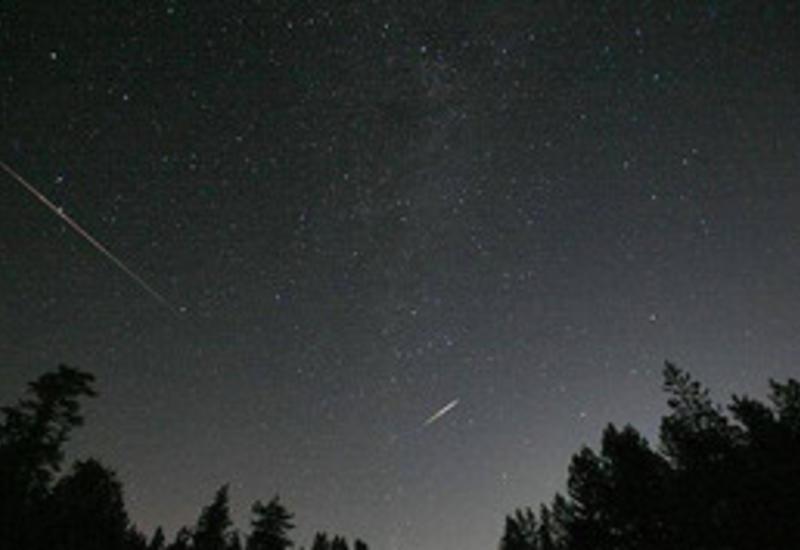 На Землю прольется метеоритный дождь