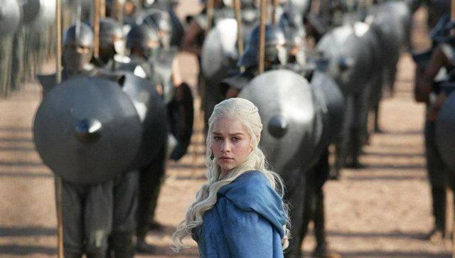 В русских кинозалах покажут последнюю серию «Игры престолов»