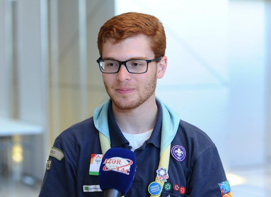 Лидеры мирового скаутинга собрались встолице Азербайджана