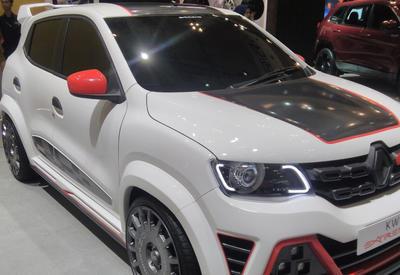 """Renault """"разозлила"""" свой самый дешевый кроссовер"""