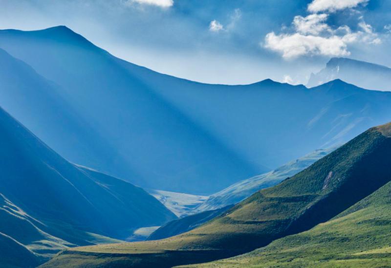 Необыкновенное путешествие болгарки на север Азербайджана