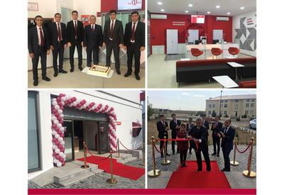Kapital Bank открыл обновленный филиал Гобустан