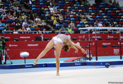 В Казани завершился последний этап Кубка мира этого года по художественной гимнастике