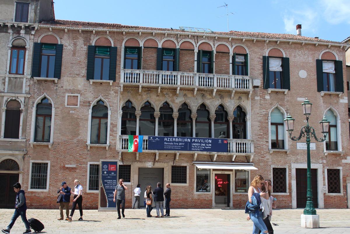 Фонд Гейдара Алиева проведет день памяти Мартина Рота в Венеции