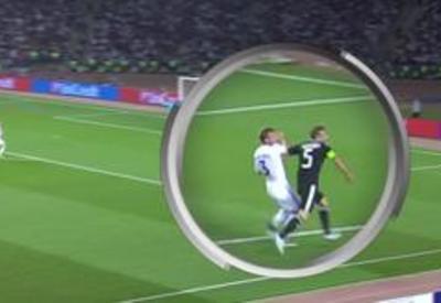 """Kopenhagen"" ""Qarabağ""ın kapitanından UEFA-ya şikayət edib <span class=""color_red"">- FOTO</span>"