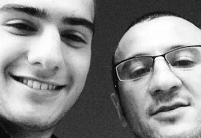"""Mahir Mədətov tanınmış prodüserin oğlu imiş <span class=""""color_red"""">- AİLƏ FOTOLARI</span>"""
