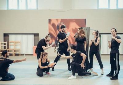 """Без жалоб на усталость: Как Айгюн Кязымова готовится к грандиозному концерту <span class=""""color_red"""">- ФОТО</span>"""