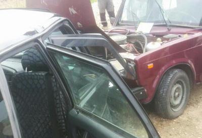 """Тяжелая авария в Геранбое, есть пострадавшие <span class=""""color_red"""">- ФОТО</span>"""