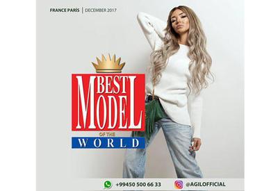 В Азербайджане объявлен кастинг на участие в конкурсе Best Model Of The World
