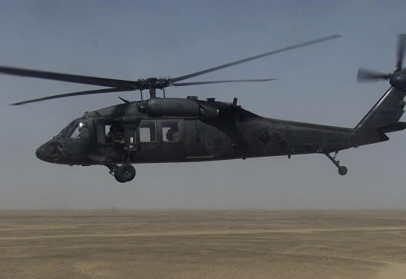 На Гавайях разбился вертолет береговой охраны США