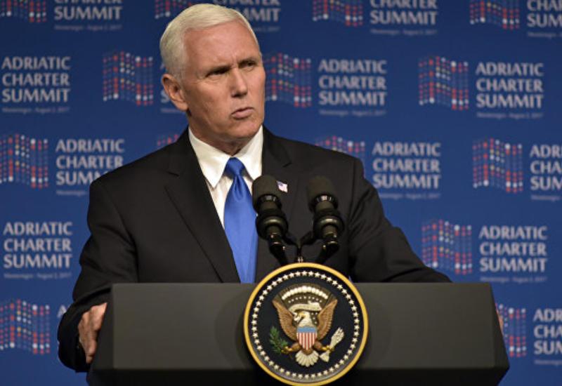 Вице-президент США вновь пригрозил КНДР
