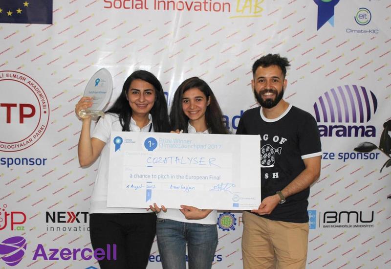 """Азербайджанские стартапы будут представлены в финале международного конкурса <span class=""""color_red"""">- ФОТО</span>"""