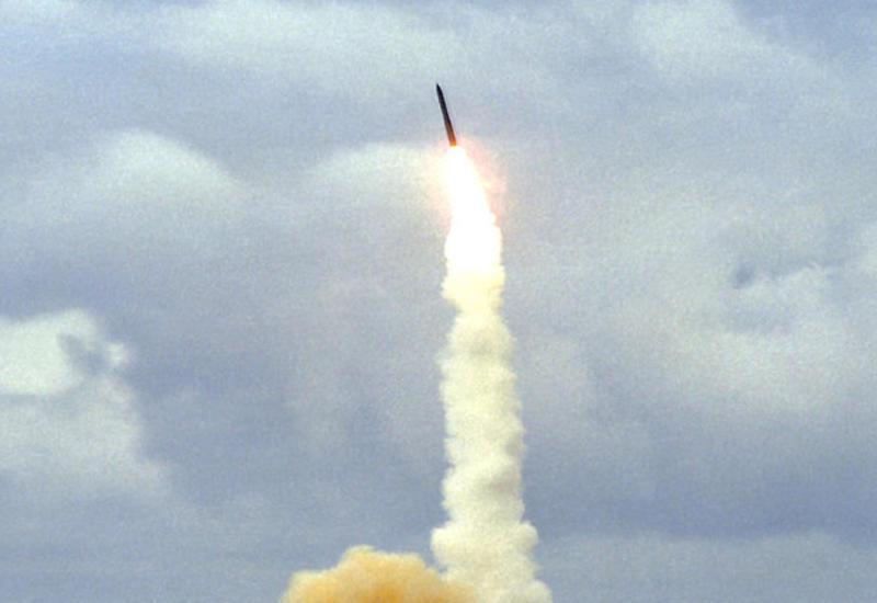 Китай работает над новой межконтинентальной ракетой