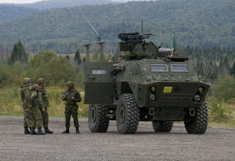 Армянство в шоке: канадские броневики пополнят военный арсенал Баку