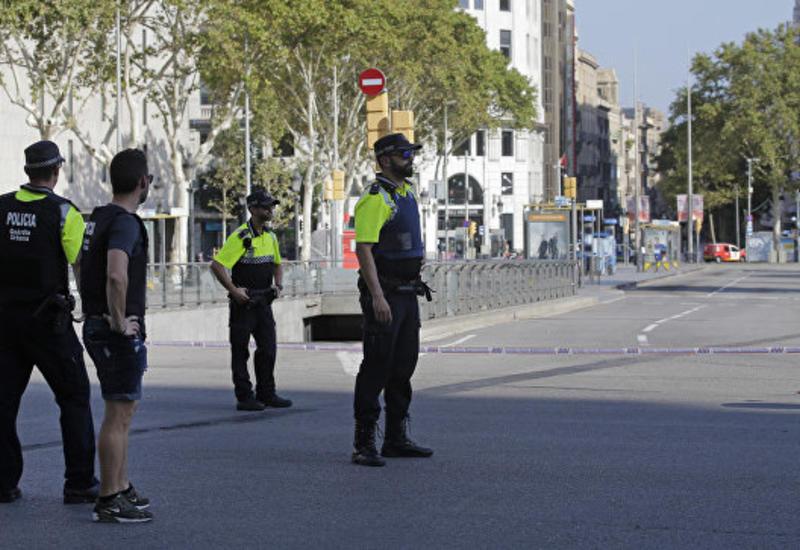 После теракта в Барселоне арестовали двух человек