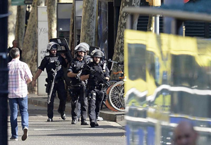 Один из подозреваемых в совершении теракта в Барселоне ликвидирован