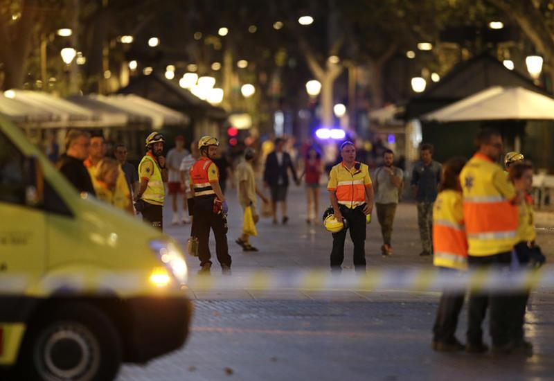"""""""ИГ"""" взяло ответственность за теракт в Барселоне"""