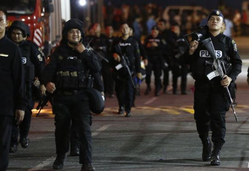 В Маниле полицейские за ночь убили 25 человек