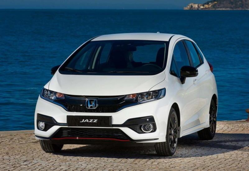 "Honda обновила Jazz для Европы <span class=""color_red"">- ВИДЕО</span>"